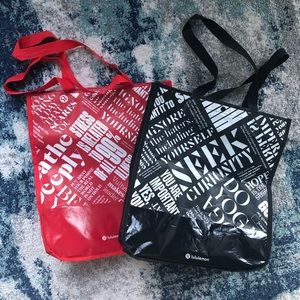 Large Lululemon Totes